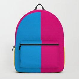 modern stripes Backpack