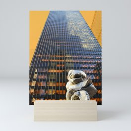 Seagram NYC Mini Art Print