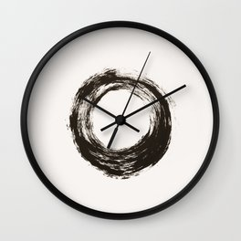 To live is enough Wall Clock