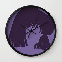 Sailor Saturn Wall Clock