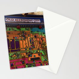 Randyland Funhouse Stationery Cards