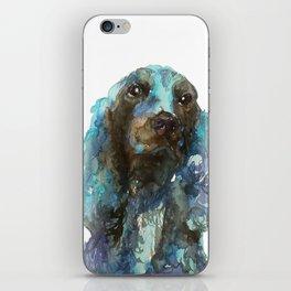 DOG#16 iPhone Skin