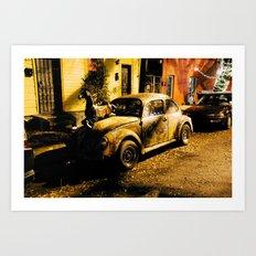 cool car #002 Art Print