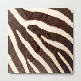 Zebra #decor #society6 #buyart Metal Print