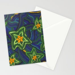 Some Flower Power Stationery Cards