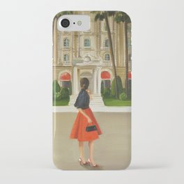 This Is The Place She Had Been Heading All Her Life iPhone Case