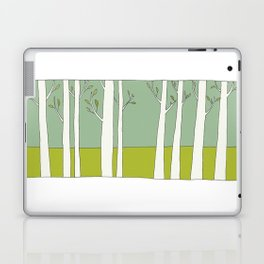 The Trees Laptop & iPad Skin