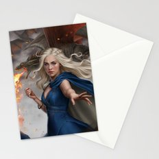 I will rule Stationery Cards