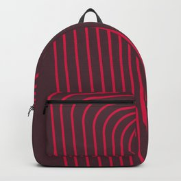 'F' Backpack