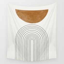 Minimalist Space Wall Tapestry