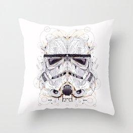 stormtrooper Throw Pillow