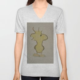 Woodstock Unisex V-Neck