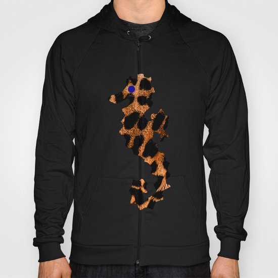 SEA LEOPARD Hoody