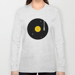 Music, Everywhere Long Sleeve T-shirt