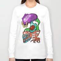 friendship Long Sleeve T-shirts featuring Friendship by Rory M