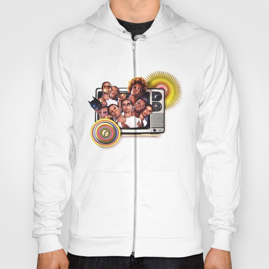Cannon fodder | Collage Hoody