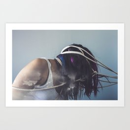 Feelings in Motion II Art Print