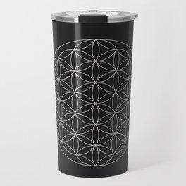 flower of life Travel Mug