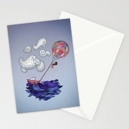 A Textured World Stationery Cards