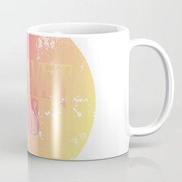 Velvet Suns - Faded Sunburst Coffee Mug