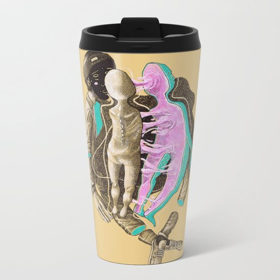 old creation Metal Travel Mug