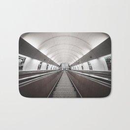 Symmetric Public Transport Bath Mat