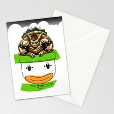 King Koopa & His Clown Car Stationery Cards