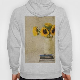 Vintage Sunflowers Hoody
