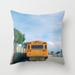 Cool Kids Throw Pillow