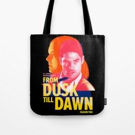 From Dusk Till Dawn II - Seth & Kate Tote Bag
