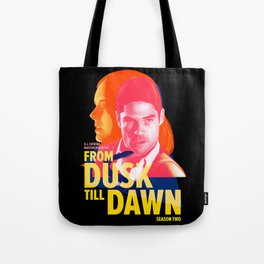 From Dusk Till Dawn II - Seth & Kate Tote Bag