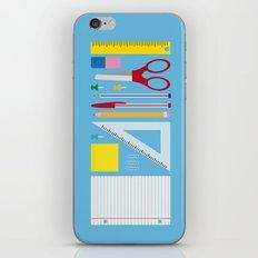 Office Supplies iPhone & iPod Skin