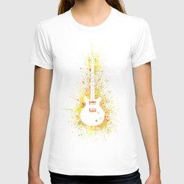 Guitar Heroes - Carlos Santana T-shirt