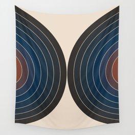 Sonar - Dusk Wall Tapestry