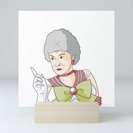 Sailor Bea Mini Art Print