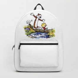 calvin and hobbes 03 [TW] Backpack