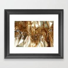 foil1 Framed Art Print
