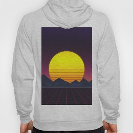 Vaporwave\\Mountain Hoody