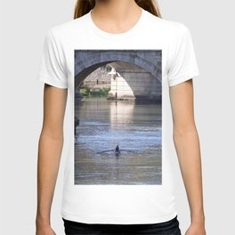 The River Under the Bridges T-shirt