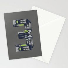 Seattle 3  Stationery Cards