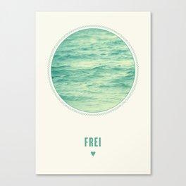 Frei Canvas Print