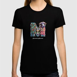 Moomoos in Muumuus T-shirt