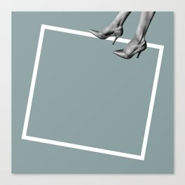 Floating Point Canvas Print