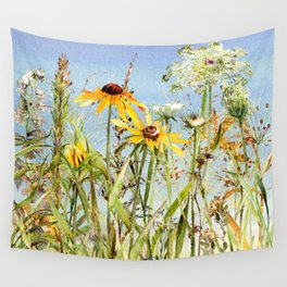 The Meadow Wall Tapestry