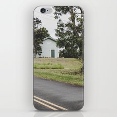 House on the Green - Hilo iPhone & iPod Skin