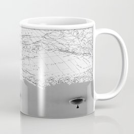 Draining Alaska Coffee Mug