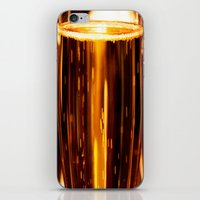 champagne iPhone & iPod Skins featuring Champagne  by Al Robinson