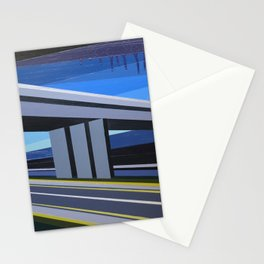 Highwayscape #13 Stationery Cards