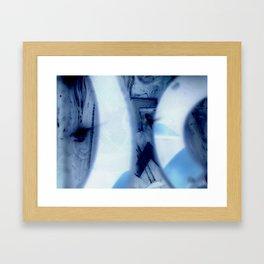 Nega Trips Framed Art Print