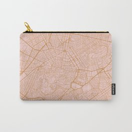 Athens map Carry-All Pouch